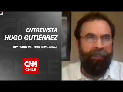 """Hugo Gutiérrez Por Informe De La ONU: """"El Estado Venezolano Asume Que Tiene Un Problema De DD.HH."""