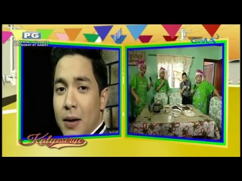 Eat Bulaga KalyeSerye January 15 2016