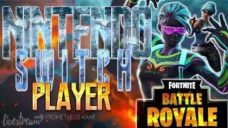 Fortnite Battle Royale Nintendo Switch // Double Barrel Shotgun!! CODE D'UTILISATION: PROMETHEUSKANE