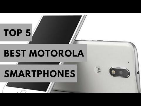 Top 5 Best Motorola Smartphones in September 2017