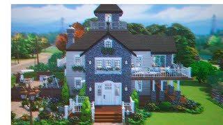 Династийный дом | Строительство Sims 4