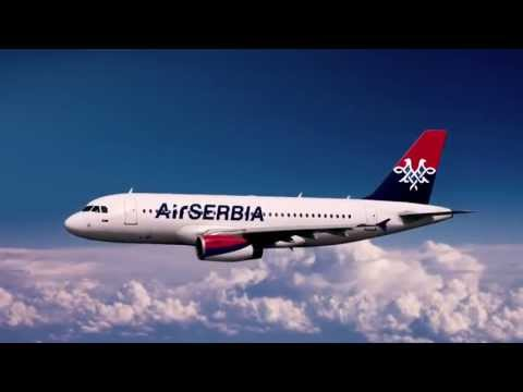 Air Serbia / Etihad Airways - Unravel Travel TV