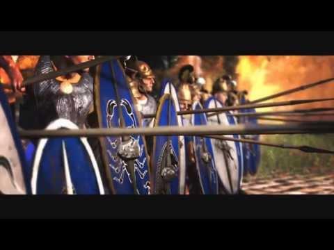 Total War: Rome II - Fan Made Trailer   Cinematic ᴴᴰ