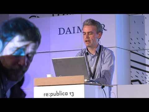 re:publica 2013 - Joe McNamee: Freedom of speech, nipples and the rule of law on YouTube