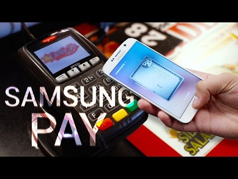 Samsung Pay Hands-On: The best mobile payment solution