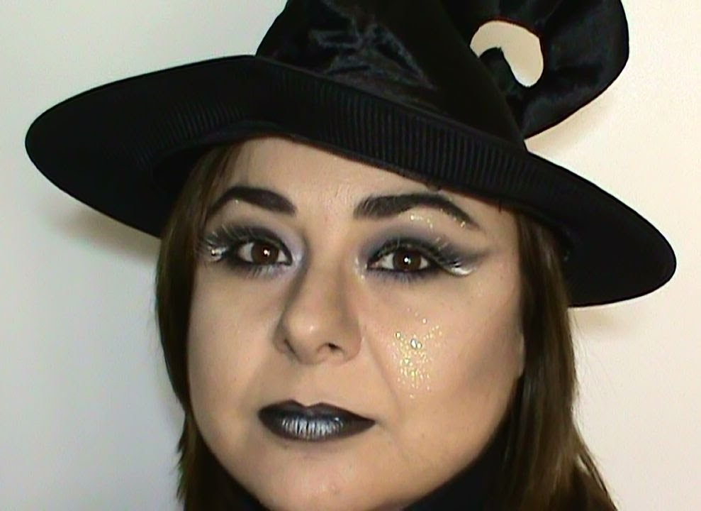 Maquillaje Halloween Carnaval Bruja Sexy YouTube