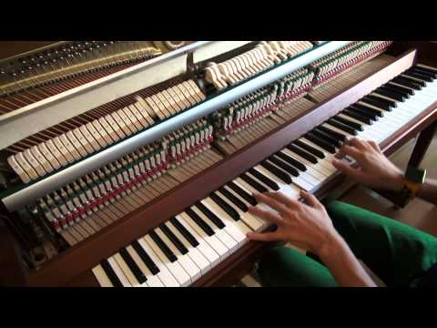Karl Jenkins - Adiemus (Piano Cover) by Marcin Mazurek