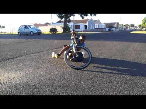 Electric Drift trike build in Cape Town SA.