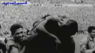 ● King Pele ● all goals in World Cup 1958 ● Only 17 years old  ●