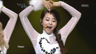 Wonder Girls - Be My Baby, 원더걸스 - 비 마이 베이비 Beautiful Concert 20111121
