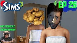 """The Sims 3 - Temporada 1 Episódio 26 Série ao Vivo - """"Nascimento de Andy e Chineses Clonados!"""""""