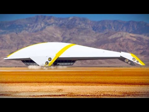 20 Most Unusual Flying Vehicles That Will Change The World