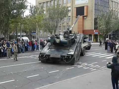 Военная техника на день защитника Украины (Николаев)