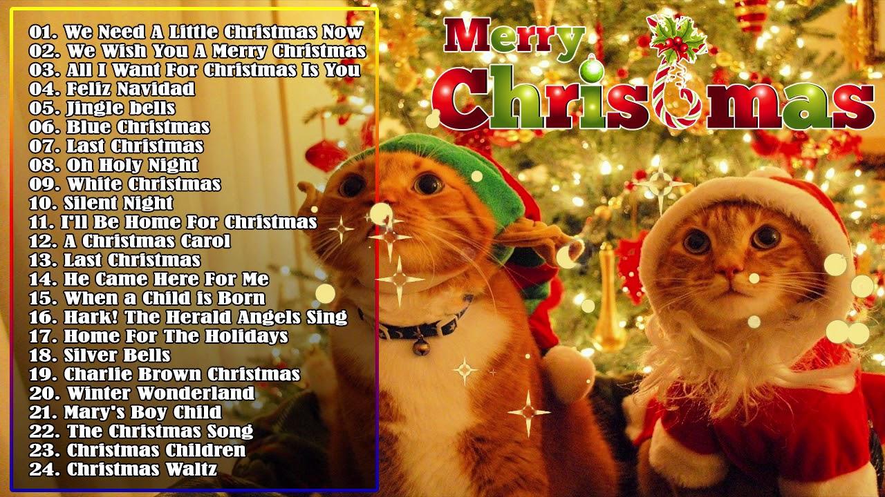 Non Stop Christmas Songs Medley 2020 ☃️ || Christmas Non stop Songs 2020 🎁 #56 - YouTube