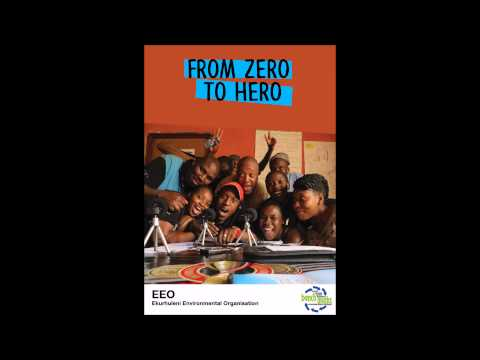 EEO Radio Show about Illegal Mining, South Africa