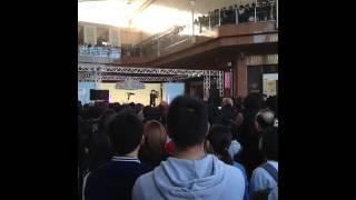 てゲてゲハイスクールフェスティバル ハジ→ 「絆」