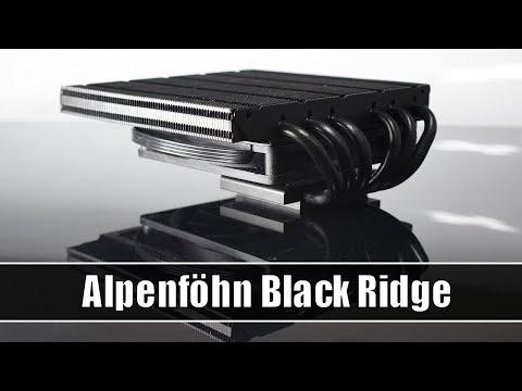 Alpenföhn Black Ridge im Test - ITX-Kraftpaket