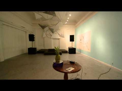 Oppressive-sounding room at the Khyber