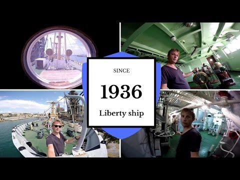 Liberty ship back to History