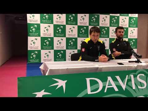 Davis Cup Lietuva - Estija