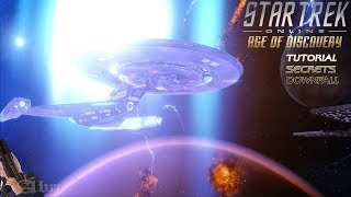 Star Trek Online - Age of Discovery Walkthrough | Tutorial / Secrets / Downfall ( No Commentary )