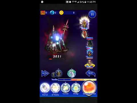 FFRK FF9 'Wandering's End' EVENT - Lord of the Underworld (Apocalypse +) | Hades