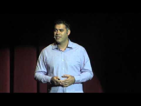 A laptop, A Laos village, and how I learned to say yes | Giovanni Dubois | TEDxRiverside