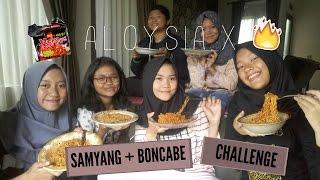 Samyang Challenge  aloysia x