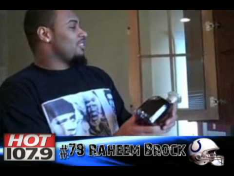 AAA TV :: RAHEEM BROCK