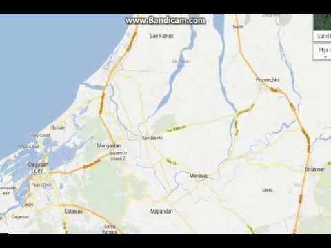 Vigan Map Trip