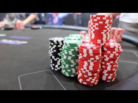 CRUSHING a Vegas Home Game