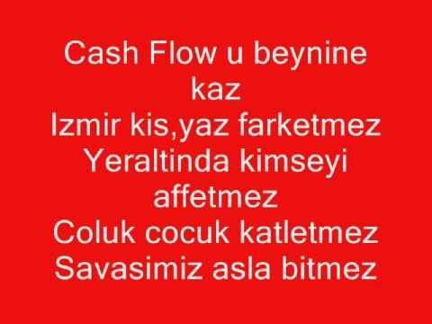 Cash Flow - Hayata Kustum Lyrics