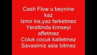 Cash Flow - Hayata Kustum Lyrics