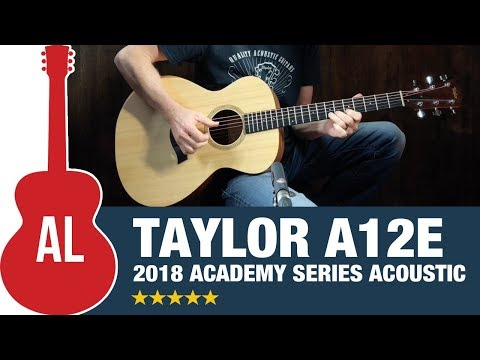 Taylor A12e Academy Series Acoustic (featuring Marc Seal)