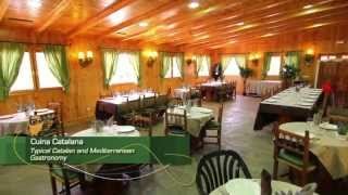Restaurante y Piscinas Camping Bungalow Park Serra de Prades