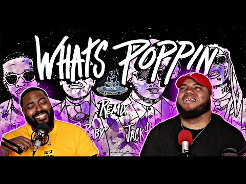 Jack Harlow – WHATS POPPIN (feat. DaBaby, Tory Lanez & Lil Wayne) [Official Visualizer] – (REACTION)
