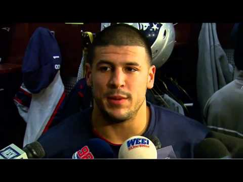 Aaron Hernandez Interview - No More Young & Reckless Life Style