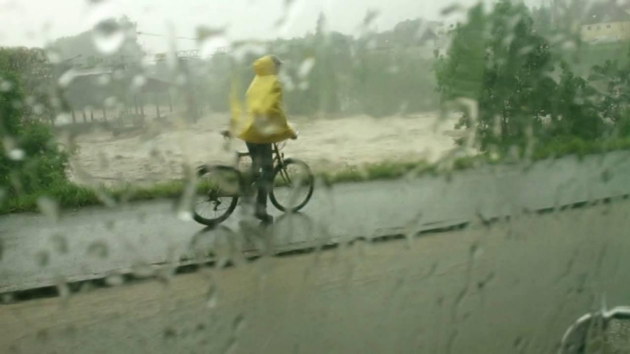 überflutung Simbach