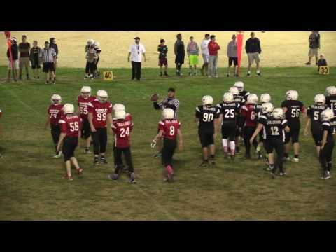 AMFL Fire Dept vs Pioneer 10-06-16