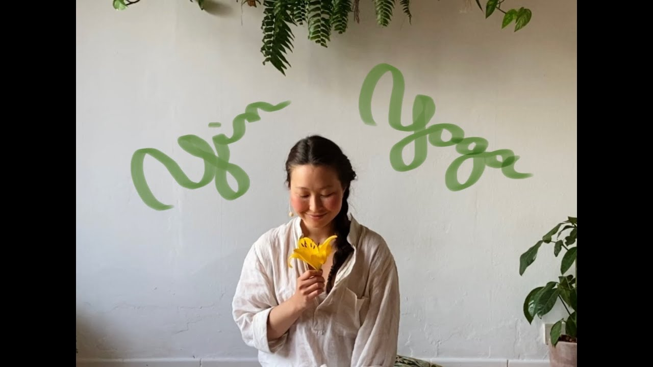 Yin yoga: connect & restore!