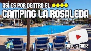 ASÍ ES EL CAMPING LA ROSALEDA (CONIL)