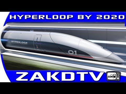 Hyperloop Transportation Technologies Can HTT complete a hyperloop by 2020