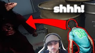 THIS LASS HAS TUNNEL VISION! - Dead by Daylight!