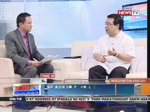 News to Go - Main Headlines  and Interview with Rep. Neri Colmenares (03/09/11)