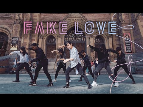 [KPOP IN PUBLIC MONTREAL] [FEMALE VER.] BTS (방탄소년단) - FAKE LOVE | Dance Cover by 2KSQUAD
