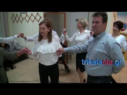 Πράσινη Γωνιά Πολιτιστικός Σύλλογος κοπή πίτας εκδήλωση χορός γλέντι ΚΑΠΗ Κυριακή 21 1 2018