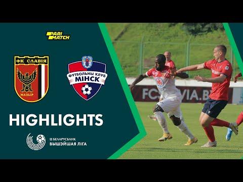 Slavia Mozyr FC Minsk Goals And Highlights