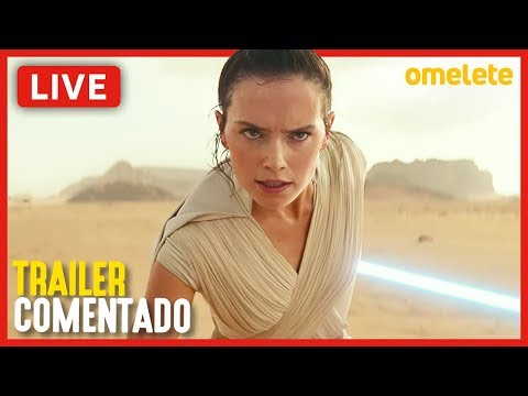 STAR WARS IX - TRAILER COMENTADO