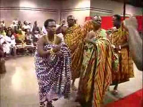 KING OSEI TUTU II VISITS ATLANTA