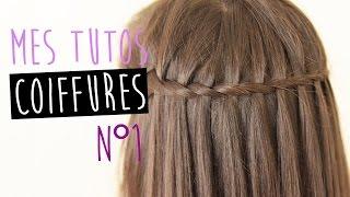 TUTO coiffure n°1 : la TRESSE CASCADE